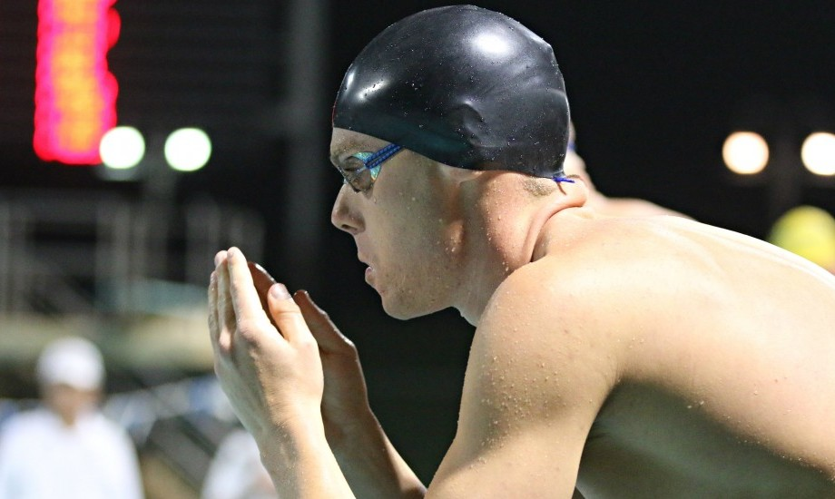 UC San Diego's Michael Cohn won his second individual title of the meet in the 200 freestyle Friday.