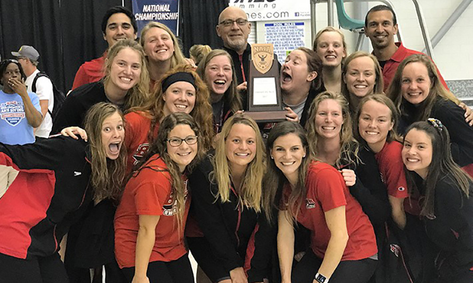 Biola's women finished third at their last NAIA Championships before moving to NCAA Division II.