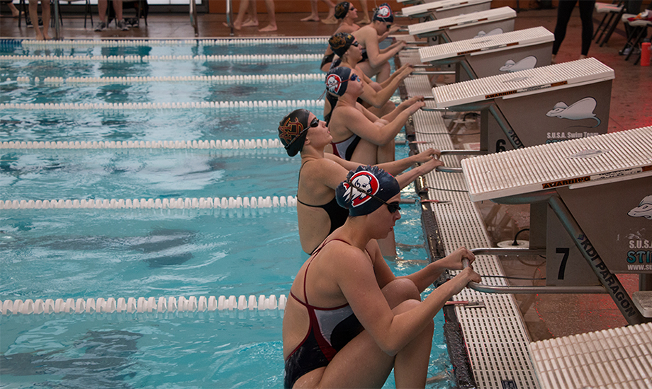 First-year program Dixie State topped four teams to finish eighth at its first-ever PCSC Championships. (Photo: DSU Athletics
